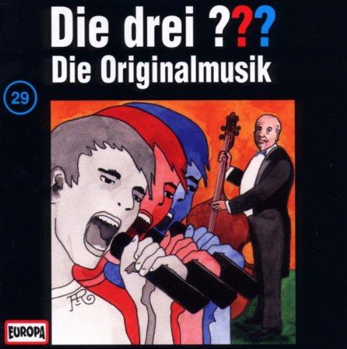 Die Originalmusik Der EUROPA-Jugend