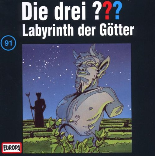 Labyrinth Der Götter