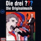 Die drei Fragezeichen - Die Originalmusik der EUROPA-Jugend