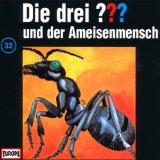 Die drei Fragezeichen und der Ameisenmensch