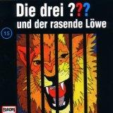 Die drei Fragezeichen und der rasende Löwe