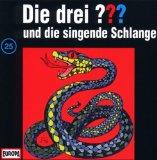 Die drei Fragezeichen und die singende Schlange